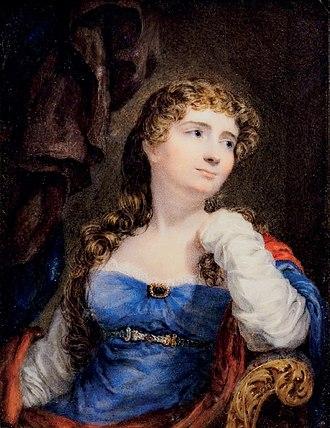 Charles Hayter - Image: Annabella Byron (1792 1860)