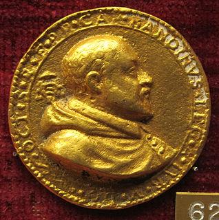 Ottavio Bandini 17th-century Roman Catholic cardinal