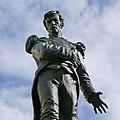 Antequera – Capitán Moreno, statue.jpg