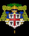 Antoine-Éléonor-Léon Leclerc de Juigné - Coat of Arms.png