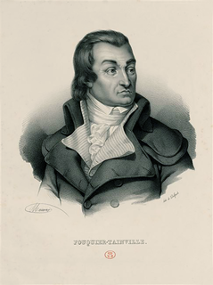 Antoine Quentin Fouquier-Tinville French lawyer during the French Revolution and Reign of Terror (1746-1795)