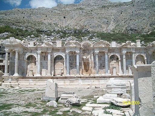 Antoninler Cesmesi 3