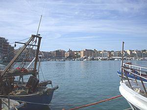 Anzio - View of Anzio