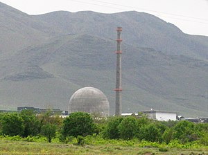 Energy in Iran - IR-40 facility in Arak