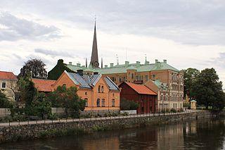 Arboga Place in Västmanland, Sweden