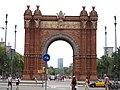 Arc de Triomf, Barcelona - panoramio.jpg