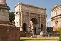 Arch of Septimius Severus Forum Romanum Rome.jpg