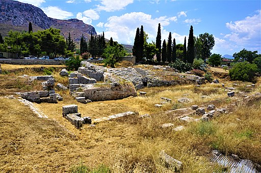 Archaeological Site of Ancient Corinth by Joy of Museums - 5