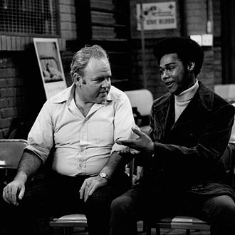 All in the Family - When Archie visits a local blood bank to make a donation, he meets his neighbor, Lionel Jefferson, who is there to do the same thing.