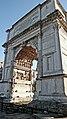 Arco de tito-foro romano.JPG