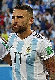 Nicolás Otamendi Argentine association football player