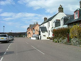 Arisaig main street - geograph.org.uk - 774503.jpg
