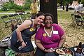 Arlene FIsher & Lisa Doyle, Baltimore Heritage 2011 Awards Celebration (5843280826).jpg