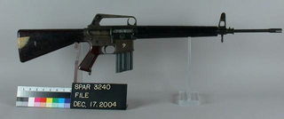 ArmaLite AR-15 Type of assault rifle
