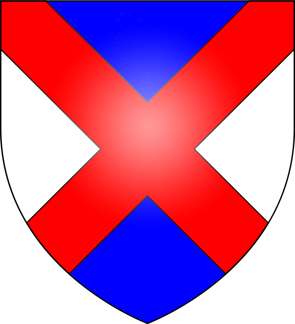Arms of the Gage family of Hengrave