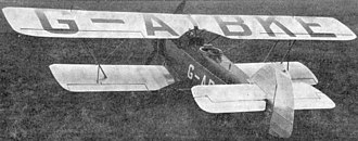 Armstrong Whitworth Atlas - Armstrong Whitworth Atlas II photo from L'Aerophile July 1932