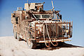 Army Driver Training for New Wolfhound Vehicle at Camp Bastion, Afghanistan MOD 45151970.jpg