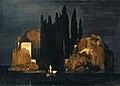 Arnold Böcklin - Die Toteninsel I (Basel, Kunstmuseum).jpg