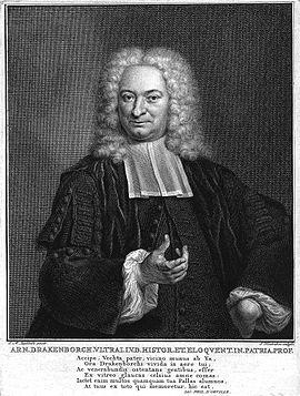 Arnold Drakenborch