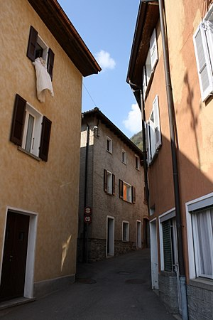Arogno - Arogno village