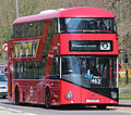 Arriva London bus LT5 (LT12 EHT), 2013 Cobham bus rally, route 462 (1).jpg