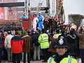 Arrival of the 2008 Olympic Torch in London (full).jpg
