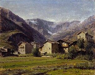 Caspoggio - Val Malenco