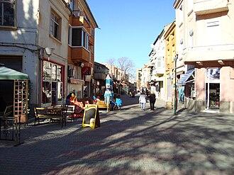 Asenovgrad - Centre