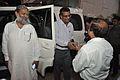 Ashok Khemka Shakes Hands with Anil Shrikrishna Manekar in Presence of Anil Vij - NCSM - Kolkata 2016-10-07 8264.JPG