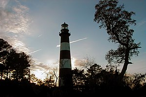 Assateague Island - Assateague Lighthouse 2001 VA2