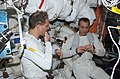 Astronauts John M. Grunsfeld and Richard M. Linnehan (27411449594).jpg