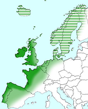 Atlantic Europe - Image: Atlantic Europe