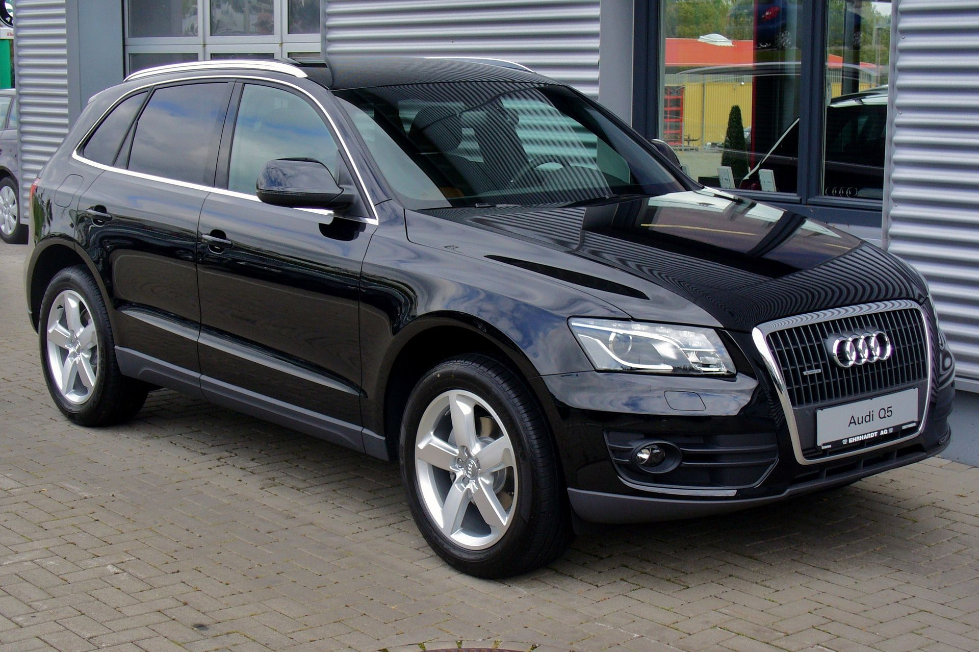 Audi Q5 Wikipedia >> Audi Q5 8R – Wikipedia