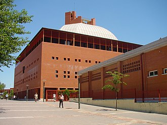 Charles III University of Madrid - Rey Pastor library