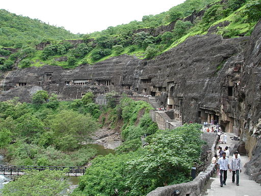 Aurangabad - Ajanta Caves (21)
