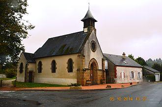 Aurouër - Aurouër Church