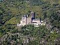 Aussicht vom Loreleyblick Maria Ruh auf Burg Katz - panoramio.jpg