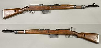 Mauser - Gewehr 41 (Mauser version) semi-automatic rifle