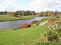 Autumn in the grounds at Leeds Castle (1) - geograph.org.uk - 1555577.jpg