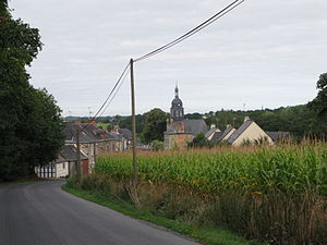 Availles-sur-Seiche - A general view of Availles-sur-Seiche