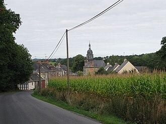 Availles-sur-Seiche - A general view of Availles-sur-Seiche