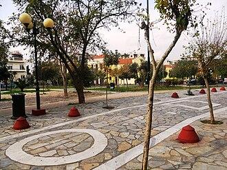 Metaxourgeio - Avdi Square