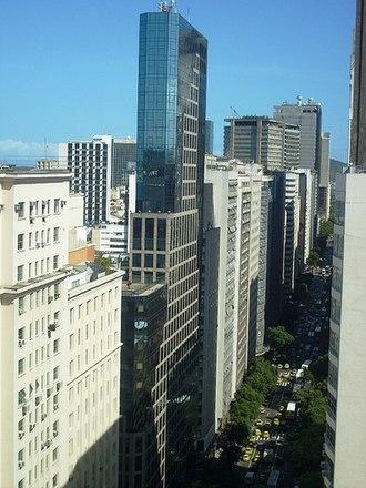 Avenida Rio Branco - Rio Branco Avenue