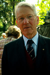 Axel Freiherr von Campenhausen, Prof. Dr. jur. Dr. theol. h.c., Präsident der Klosterkammer Hannover a.D., Johanniter-Orden Ehrenkommendator.jpg