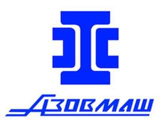FC Mariupol - Logo of Azovmash, the owner of SC Novator in 1974-1992