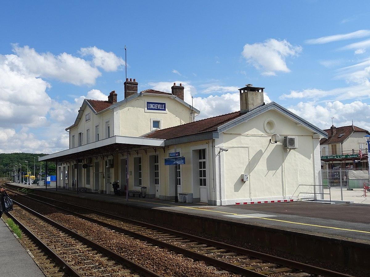 Gare de longueville wikip dia for Garage de la gare pontault