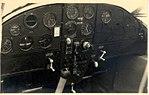 Bücker Bü-181 Bestmann SE-CAX ca-1955 Egelsbach-Cockpit.jpg