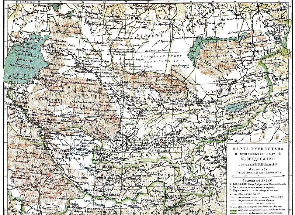 BE-Russian-Turkestan-map