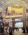 BEROUD Louis,1889 - Le Dôme Central de la Galerie des Machines lors de l'Exposition de 1889.jpg
