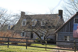 National Register of Historic Places listings in Queen Anne's County, Maryland - Image: BISHOPTON, CHURCH HILL, QUEEN ANNE'S COUNTY, MD